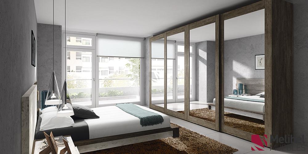 Dormitorios y armarios dormitorios de matrimonio for Armarios rinconeros dormitorio matrimonio