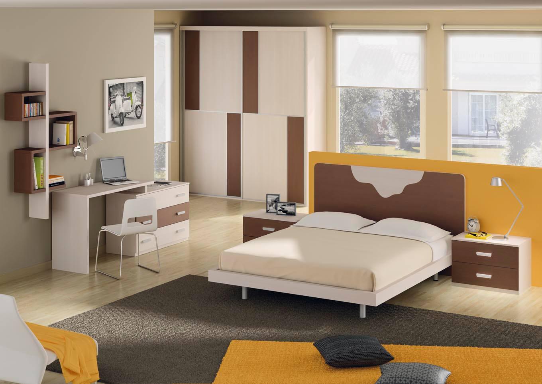 Dormitorios juveniles dormitorios de matrimonio for Dormitorios para matrimonios jovenes