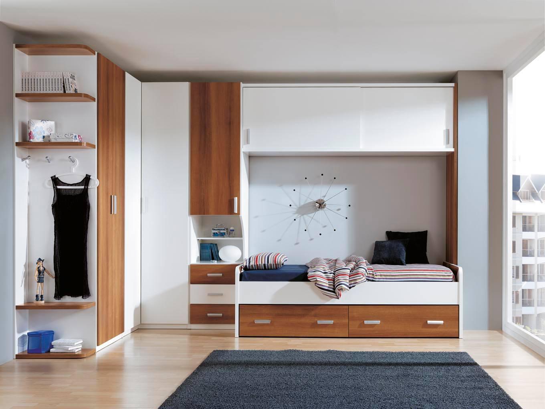 Dormitorios juveniles dormitorios de matrimonio - Dormitorio puente ...