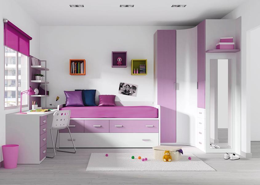 Dormitorios juveniles dormitorios de matrimonio for Catalogos habitaciones juveniles precios