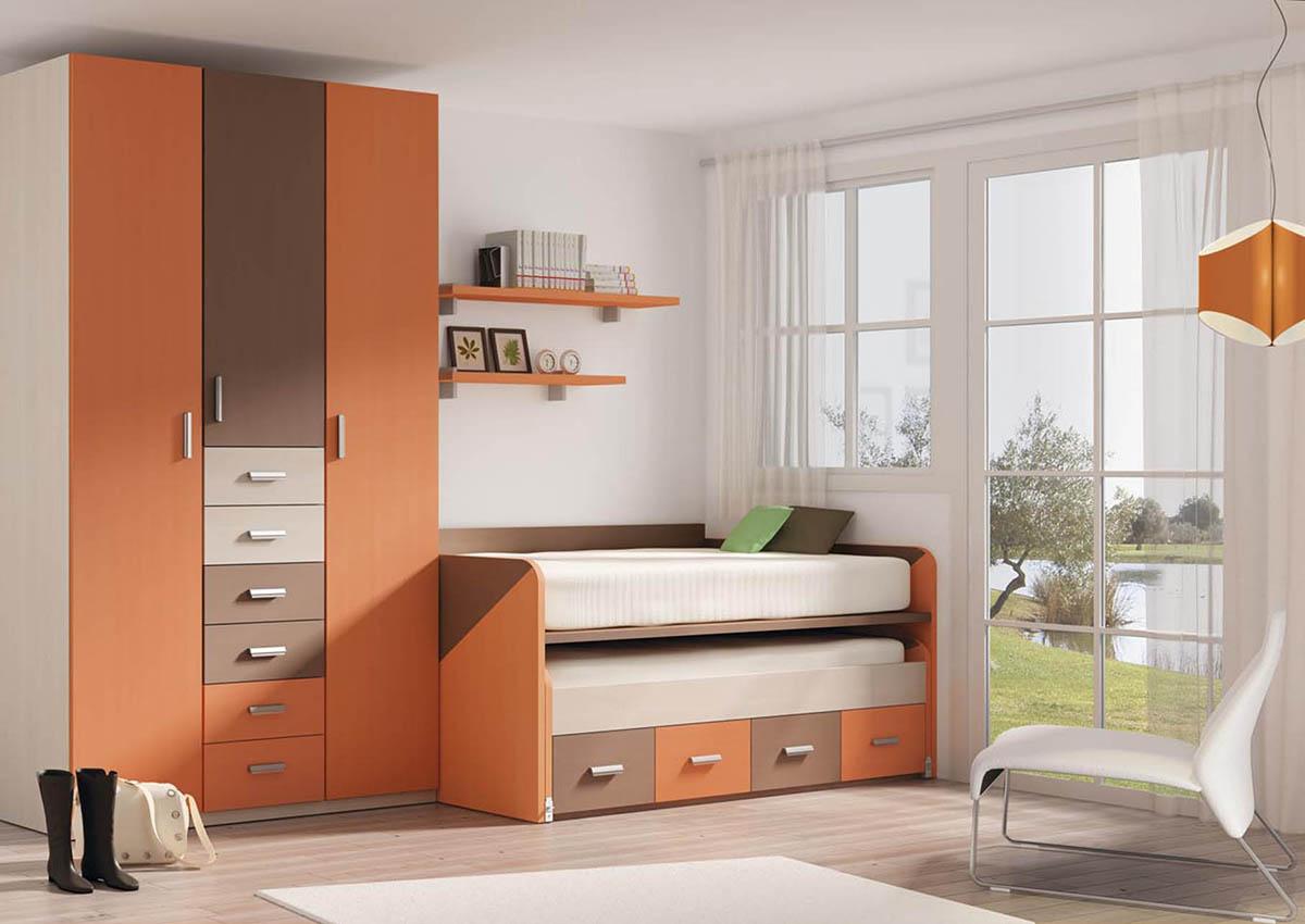 Dormitorios juveniles dormitorios de matrimonio - Muebles juveniles dormitorios ...