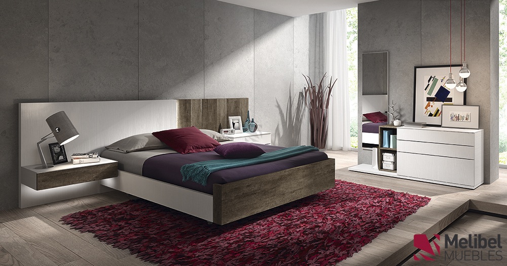 Dormitorios y armarios emociones dormitorios de - Merkamueble habitaciones juveniles ...