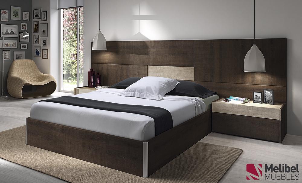 Dormitorios y armarios emociones dormitorios de for Juego de habitacion moderno