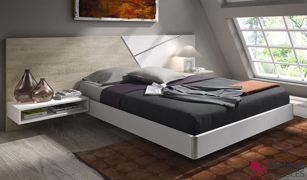 Muebles modernos para habitaciones dise os - Habitaciones juveniles zaragoza ...