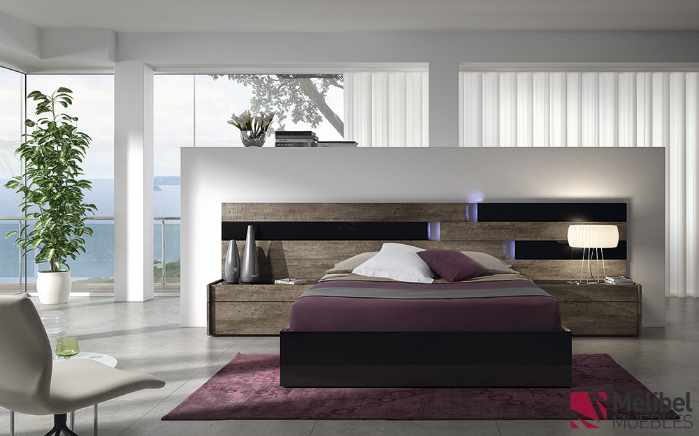 Dormitorios y armarios emociones dormitorios de for Mobiliario moderno