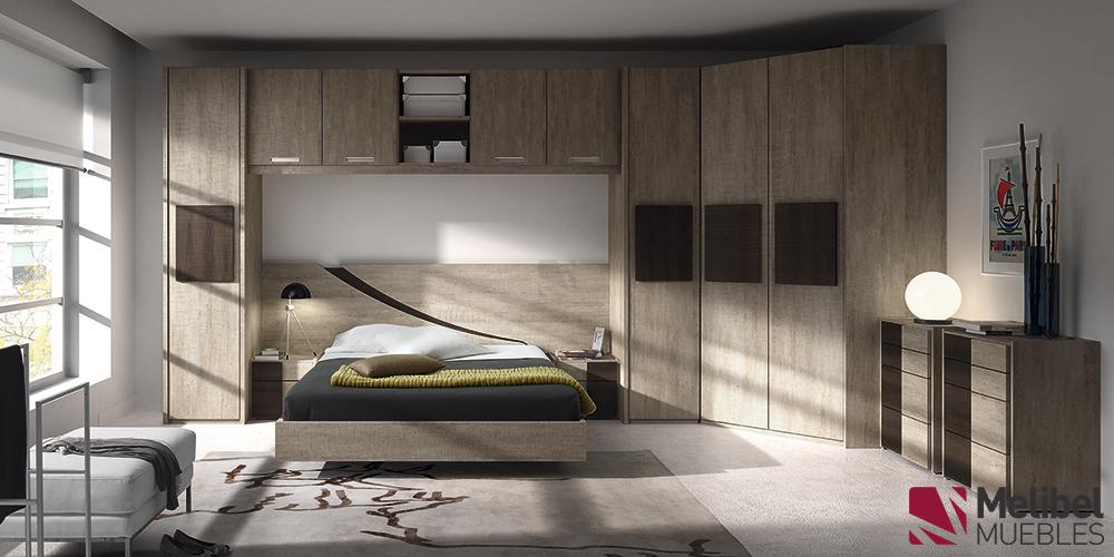 Dormitorios y armarios Emociones | Dormitorios de matrimonio ...