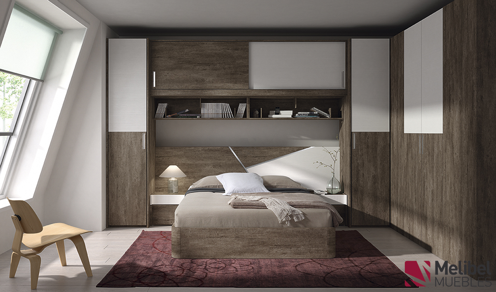 Dormitorios y armarios Emociones Dormitorios de matrimonio