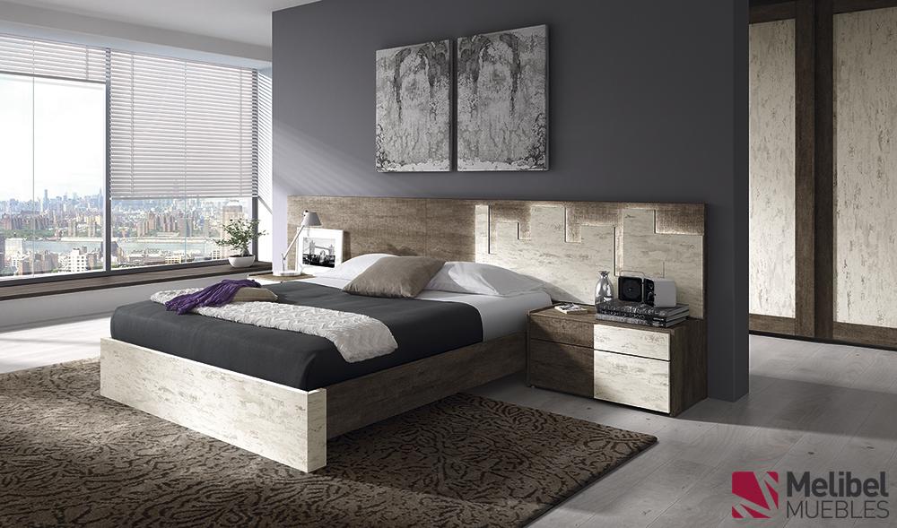 Dormitorios y armarios emociones dormitorios de for Mobiliario habitacion matrimonio