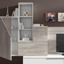 Muebles MELIBEL Composición 007 detalle