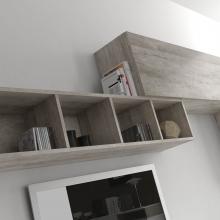 Muebles MELIBEL Composición 021 detalle